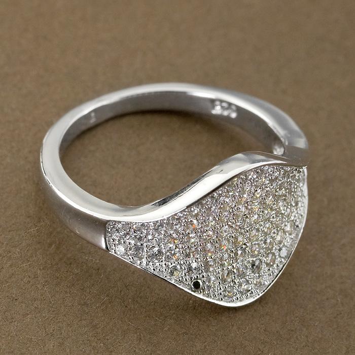 Srebrny pierścionek - P 0002