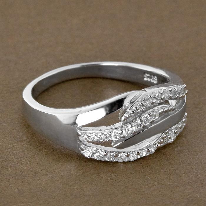 Srebrny pierścionek - P 0004 P 0004