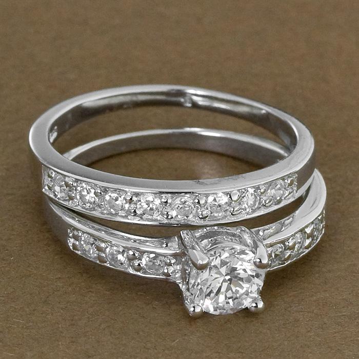 Srebrny pierścionek - P 0008 P 0008