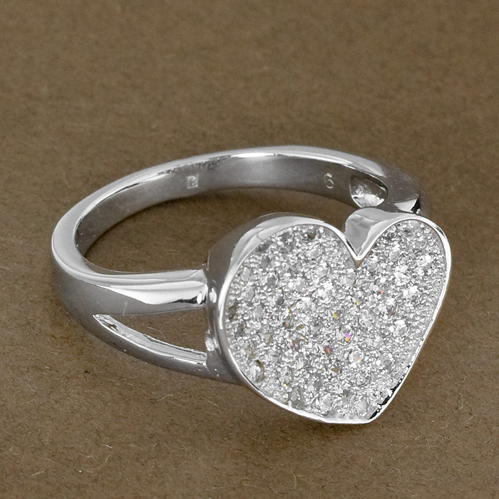 Srebrny pierścionek - P 0010 P 0010