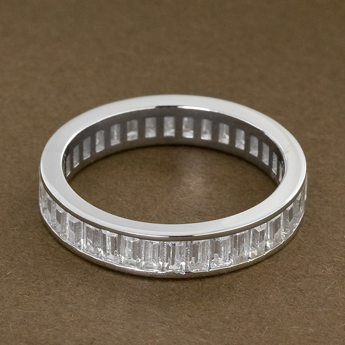 Srebrny pierścionek - P 0012