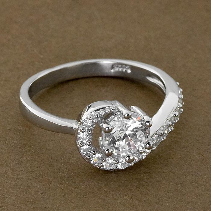 Srebrny pierścionek - P 0017 P 0017