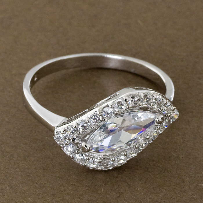Srebrny pierścionek - P 0018 P 0018
