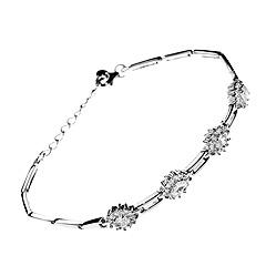 Srebrna bransoletka - 13858 13858