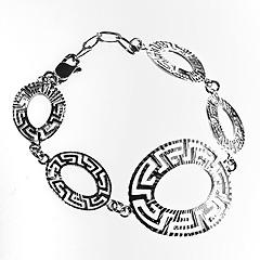 Srebrna bransoletka - 14528-14528: zdjęcie 10