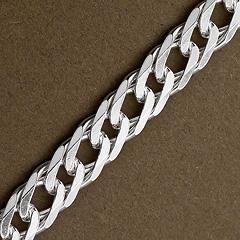 Srebrna bransoletka - 16412-16412: zdjęcie 10