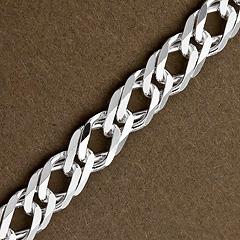 Srebrna bransoletka - 16432-16432: zdjęcie 2