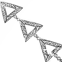 Srebrna bransoletka - 3589-3589: zdjęcie 10