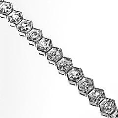 Srebrna bransoletka - 6500-6500: zdjęcie 2