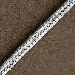 Srebrna bransoletka - 8899-8899: zdjęcie 1