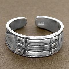 Wyrób srebrny - 6659