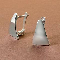 Srebrne kolczyki - 11051-11051: zdjęcie 8