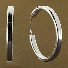 Srebrne kolczyki - 11072-11072: zdjęcie 1