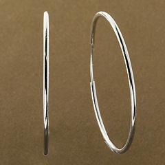 Srebrne kolczyki - 11077 11077