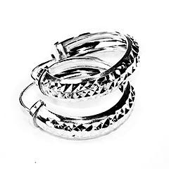 Srebrne kolczyki - 14515-14515: zdjęcie 3