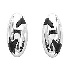 Srebrne kolczyki - 14607