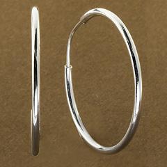 Srebrne kolczyki - 15442 15442