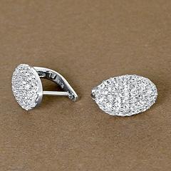 Srebrne kolczyki - 15696-15696: zdjęcie 2