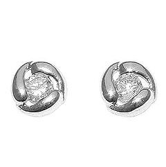 Srebrne kolczyki - 4648-4648: zdjęcie 2