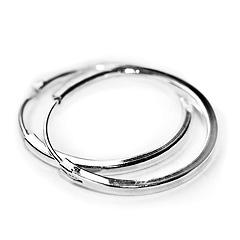 Srebrne kolczyki - 7810-7810: zdjęcie 1