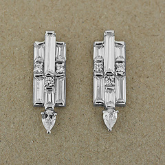 Srebrne kolczyki - 9457-9457: zdjęcie 9