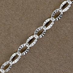 Srebrny łańcuszek - 11625-11625: zdjęcie 8