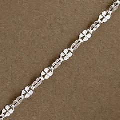 Srebrny łańcuszek - 11647 11647