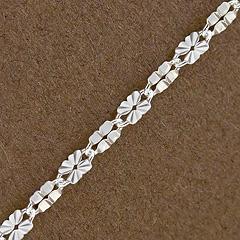 Srebrny łańcuszek - 11648-11648: zdjęcie 4