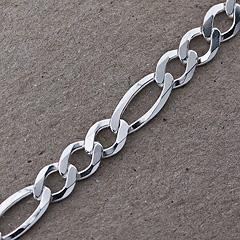 Srebrny łańcuszek - 13271-13271: zdjęcie 8