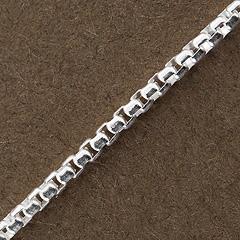 Srebrny łańcuszek - 13294-13294: zdjęcie 10
