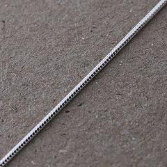Srebrny łańcuszek - 13354-13354: zdjęcie 5