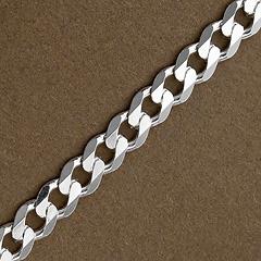 Srebrny łańcuszek - 13398-13398: zdjęcie 8