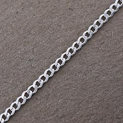Srebrny łańcuszek - 13400-13400: zdjęcie 3