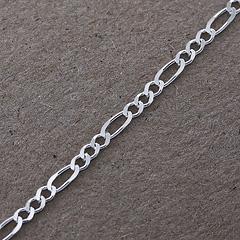 Srebrny łańcuszek - 13415-13415: zdjęcie 1