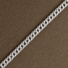 Srebrny łańcuszek - 13424-13424: zdjęcie 7
