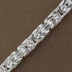 Srebrny łańcuszek - 10067-10067: zdjęcie 1