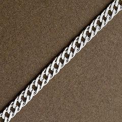 Srebrny łańcuszek - 14408 14408