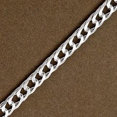 Srebrny łańcuszek - 16416 16416
