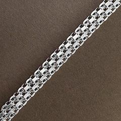 Srebrny łańcuszek - 16421-16421: zdjęcie 7