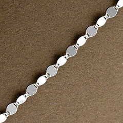 Srebrny łańcuszek - 8830 8830