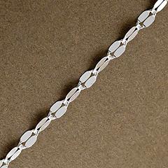 Srebrny łańcuszek - 8831 8831