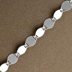 Srebrny łańcuszek - 8834 8834