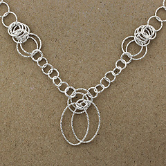 Wyrób srebrny - 10032 10032