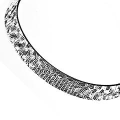 Wyrób srebrny - 14552 14552