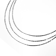Wyrób srebrny - 7495