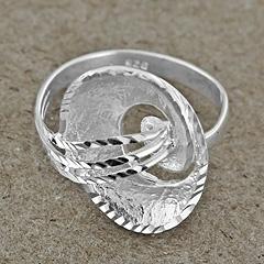 Srebrny pierscionek - 11348-11348: zdjęcie 4