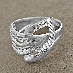 Srebrny pierscionek - 11468-11468: zdjęcie 6
