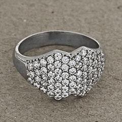 Srebrny pierscionek - 12811-12811: zdjęcie 2