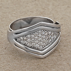 Srebrny pierscionek - 12992-12992: zdjęcie 6