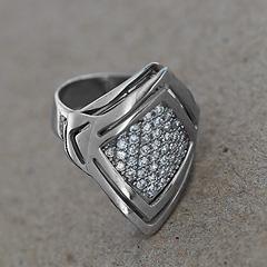 Srebrny pierscionek - 13094-13094: zdjęcie 6